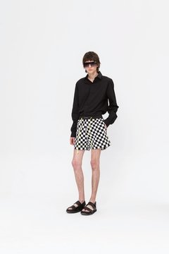 CHECKERBOARD YUKKI SHORT - Kostüme