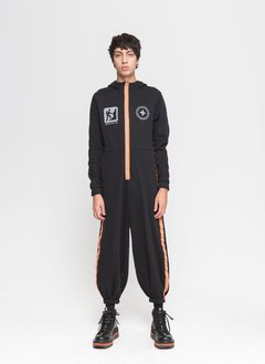 PERFORMER JUMPSUIT BLACK