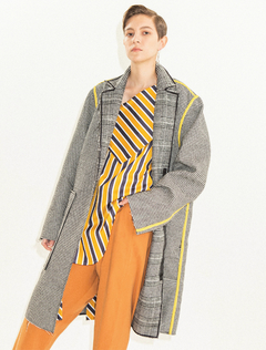 SHADOW REVERSIBLE COAT