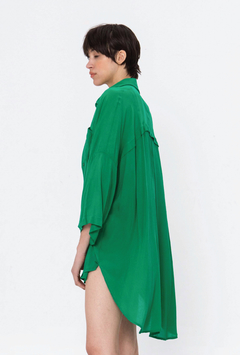 SIMI GREEN SHIRT - buy online
