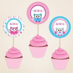 Toppers para cupcakes - comprar online