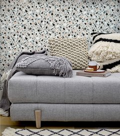Wallpaper Granito Gris Intermedio 2328-1 - comprar online