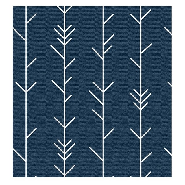 Wallpaper Oregon Azul - Picnic Decor