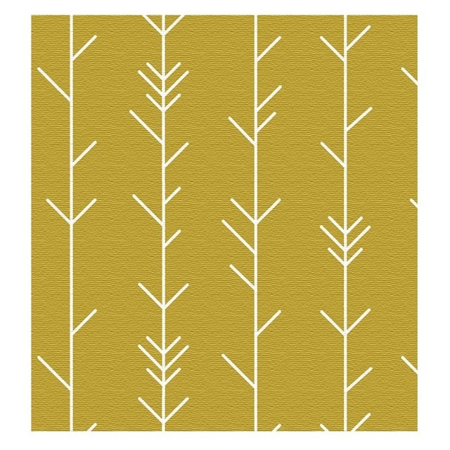 Wallpaper Oregon Verde - Picnic Decor