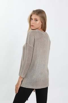 Sweater Borgoña - Cenizas E-shop