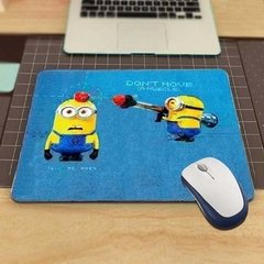Mouse Pad Minions - comprar online