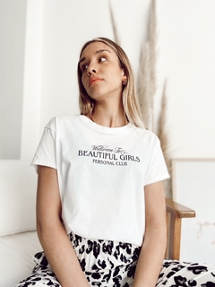 REMERA BEAUTIFUL - comprar online