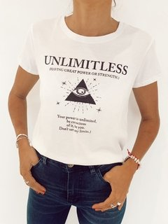 REMERA UNLIMITLESS