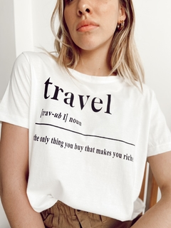 REMERA TRAVEL en internet