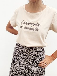 REMERA CHARMANTE en internet