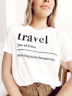REMERA TRAVEL - comprar online