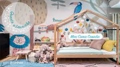Mini Cama Casinha - Kids 312