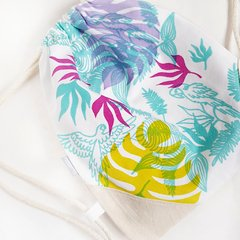 MOCHILA MARINERA - TROPICAL