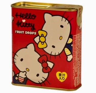 Hello Kitty Fruit Drops