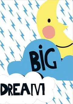 Poster Dream Big - comprar online