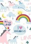 Poster I Love Rainbows - comprar online