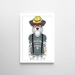 Poster Nerdogs - Hipster - Petite Chose