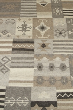 Tapete Kilim Patch 140x200 10800 natural na internet