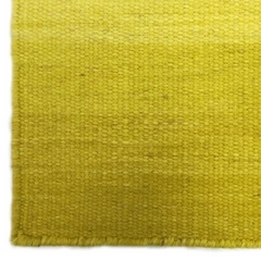 Tapete Kilim Degrade 60x100 yellow - comprar online