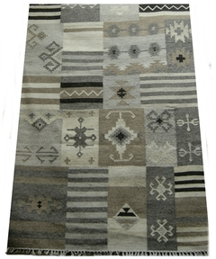 Tapete Kilim Patch 200x250 10800