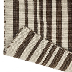 Tapete Kilim Sumak 75x300 DL84 brown - Zarif Tapetes