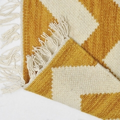 Tapete Kilim Summer 201x239 03 gold - Zarif Tapetes