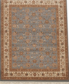 Tapete Splendor 200x250 3786A blue/Cream