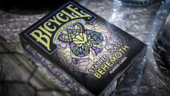 Baraja Bicycle Stained Glass Behemoth Playing Cards - comprar en línea