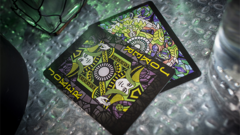 Baraja Bicycle Stained Glass Behemoth Playing Cards - tienda en línea