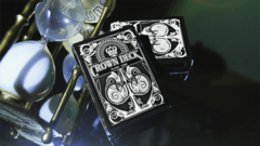 Baraja Crown Deck Playing Cards Negro