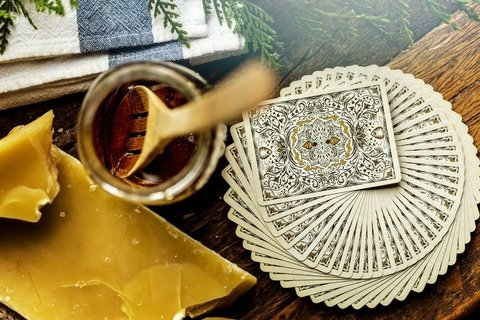 Baraja Bumble Bee Playing Cards Ellusionist