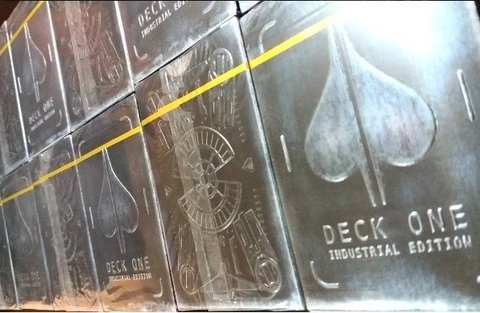 Baraja Deck One Industrial Edition Theory11