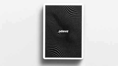 Baraja DÉRIVE Playing Cards de Cardistry Touch