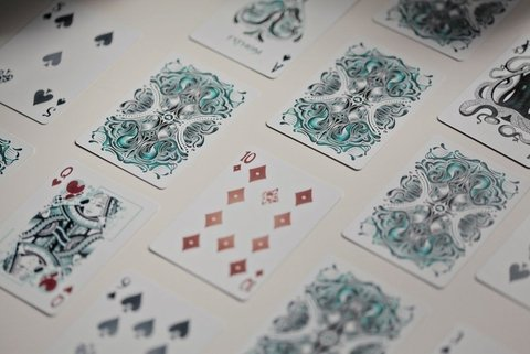Baraja Fathom Playing Cards Ellusionist