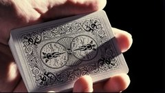 Baraja Bicycle Ghost Playing Cards Ellusionist