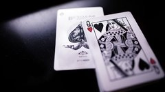 Baraja Bicycle Ghost Playing Cards Ellusionist - Akhitoy