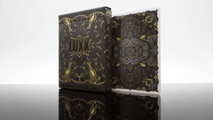 LUXX Playing Cards: Shadow Edition Silver