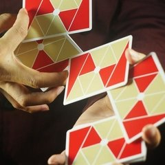 Baraja Isometric V2 Playing Cards New Deck Order NDO Cardistry