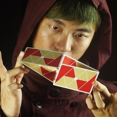 Baraja Isometric V2 Playing Cards New Deck Order NDO Cardistry en internet