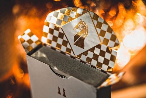 Baraja Knights Playing Cards Ramsay Madison de Ellusionist