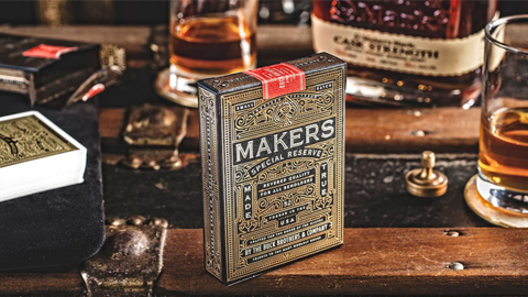 Baraja MAKERS: Blacksmith Edition de Dan and Dave