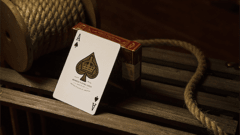 Baraja Monarchs Playing Cards Red Rojo de Theory11 - Akhitoy