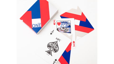 Baraja The ONE Playing Card Deck By MPC. Cardistry