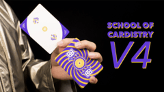 Baraja The School of Cardistry V4 Deck NDO New Deck Order en internet