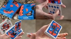 Baraja Superfly Butterfingers Gemini Decks Limited Edition Playing Cards