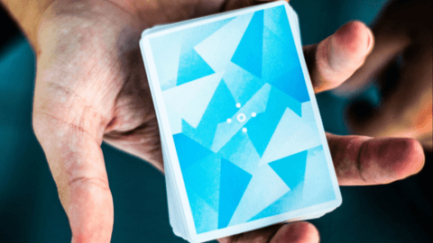 Baraja Frostbite Playing Cards