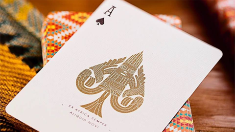Baraja Lost Wax Playing Cards