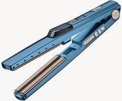 6de04a842 Prancha Babyliss Pro Nano Titanium Ultrasonic Névoa Fria 1 1/4