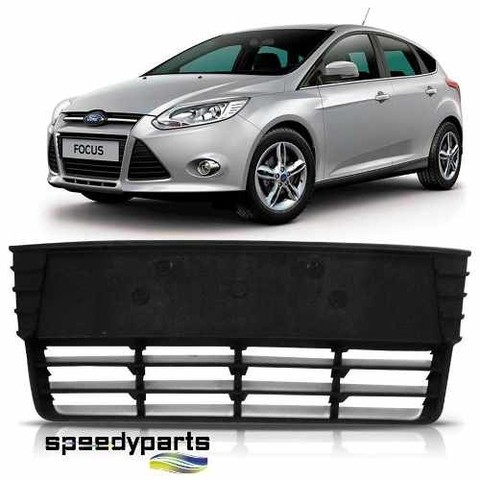 Grade De Parachoque Central Ford Focus 2014 A 2016