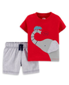 Conjunto 2 peças - elefante -  Child Of Mine - Carter's
